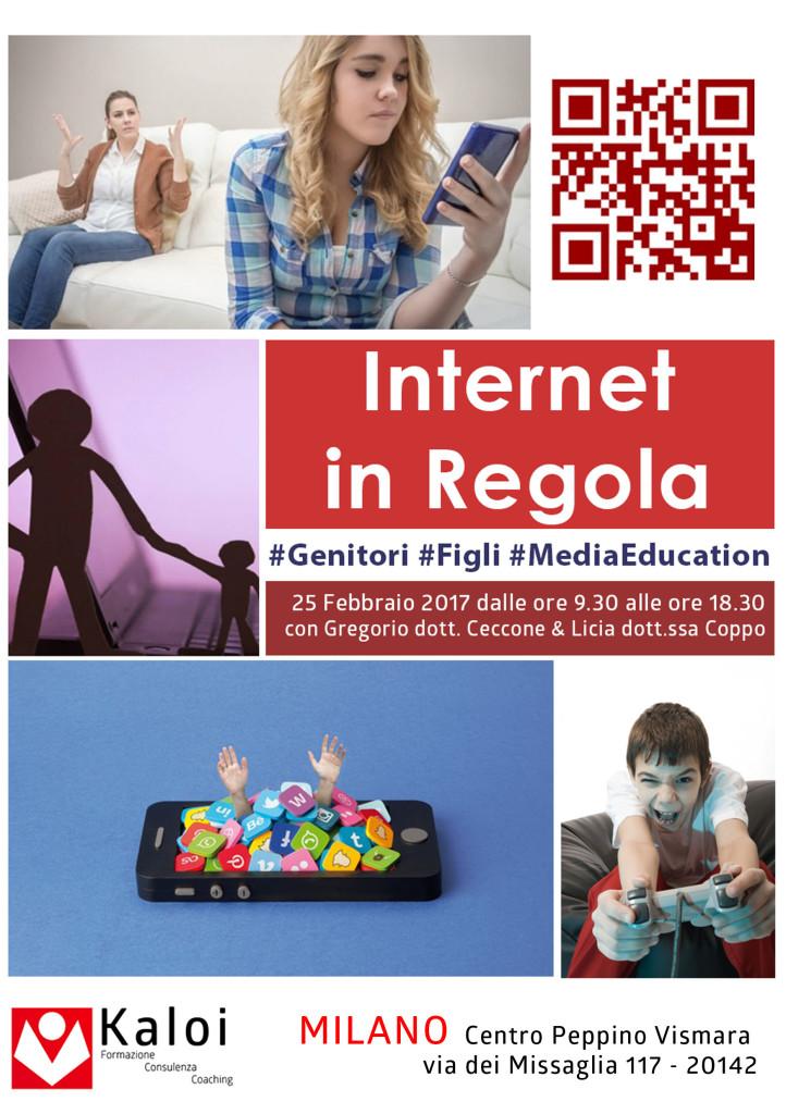 Internet in Regola - Milano - Fronte